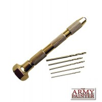 The Army Painter TL5001 Mini trapano a mano con punte