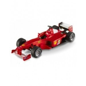 Mattel P9943 FERRARI - F1 F2000 N 3 M.SCHUMACHER SEASON 2000 WORLD CHAMPION 1:43