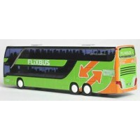 "Blackstar BS00090 Autobus Setra ""FLIXBUS"" 1:87"