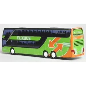 "Blackstar BS00042 Autobus Setra ""FLIXBUS"" 1:87"