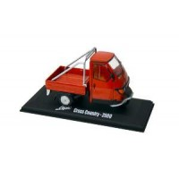 Italeri Die cast 1:32 Ape Cross Country 2000 rosso
