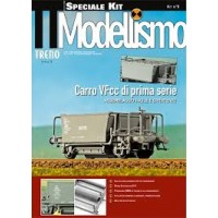 Duegi Editrice TTM KIT Carro pietrisco 1:87