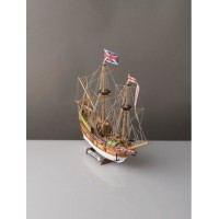 Corel SM103 Corelline kit H.M.S. Mayflower (1:140)