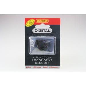 Hornby R8249 Decoder 8 poli New version 1 AMP