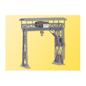 Kibri 39316 Ponte gru in kit 1:87