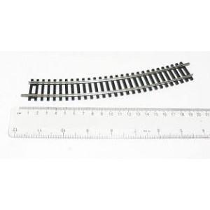 Hornby R608 Binario curvo R3 505 mm