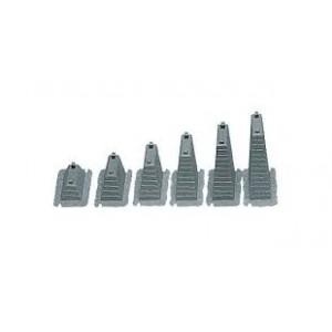 Faller 120472 Piloni per rampe 6 pezzi H0-1:87