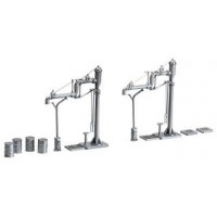 Faller 120137 Colonna idrica kit 1:87 H0 (2 pezzi)