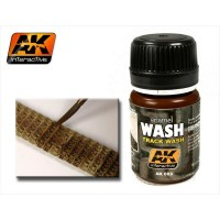 AK083 Liquido per lavaggio marrone 35ml