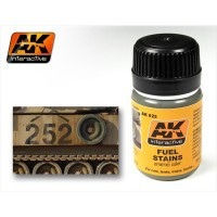 AK025 Liquido per colature di carburante 35ml