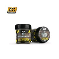 AK8034 Wet crackle effects 100ml