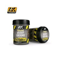 AK8017 Terreno fangoso 250ml