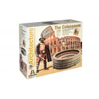Italeri IT68003 - scala 1 : 500  THE COLOSSEUM : WORLD ARCHITECTURE