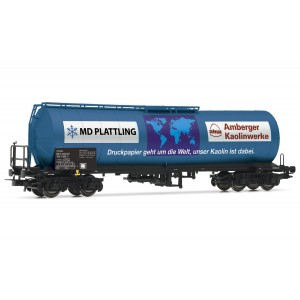 "Rivarossi HR6401 DB vagone cisterna ""Amberger Kaolinwerke"""