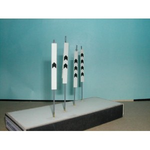 Simplon Model 130K Tavole distanziometriche FS (kit 1:87 4 pezzi)