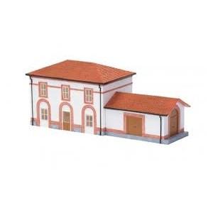 Rivarossi HC8059 Stazione con magazzino merci 1:87-H0