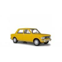 LM 112B Fiat 128 1°serie colore giallo Positano
