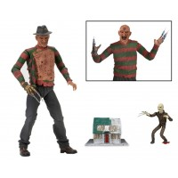 NECA 50351NIGHTMARE ON ELM ST ULT DREAM WAR FREDDY