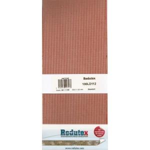 "Redutex 100LD112 Foglio 300x120 mm ""mattone"" 1:100"