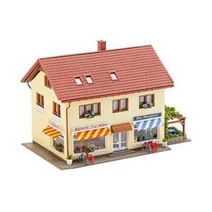 Faller 232336 Edificio con negozi (scala 1:160-N)
