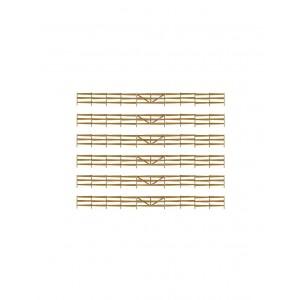 Faller 272402 Staccionata in legno (scala N)