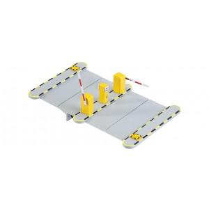 Faller 180371 Barriere automatiche del parcheggio 1:87