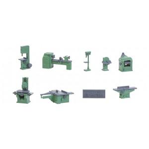 Faller 180455 Set macchinari di fabbrica (1:87)
