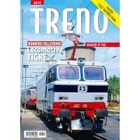Duegi Editrice Tutto Treno n°340 Maggio 2019