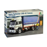 Italeri 3939 Iveco Turbostar 190.42 Canvas 1/24