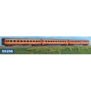 Acme 55206 Set Eurocity 30/37 Romulus set A