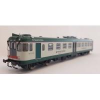 Vitrains 2228 Aln 668 .1844 livery TRENORD - green door