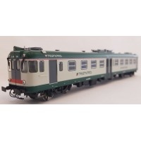 Vitrains 2237 Aln 668.1800 Trenord livery with internal lighting and integrated function decoder, ep. V - not motorized
