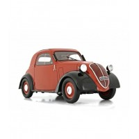 Laudoracing Fiat 500 A Topolino 1/18 red