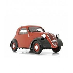Laudoracing Fiat 500 A Topolino 1/18 red