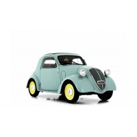 Laudoracing Fiat 500 B Topolino 1/18 green