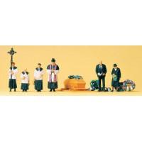 Preiser 10520 Funerale