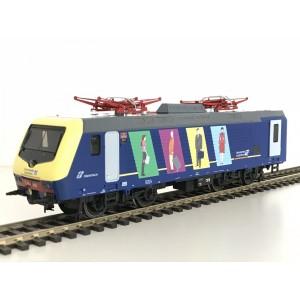 "Vitrains 2231 Locomotiva Fs E464.003 livrea ""Leonardo Express"""