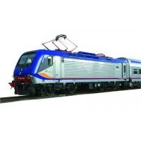 Vitrains 2208S Locomotiva E 464.699 livrea Regionale FS