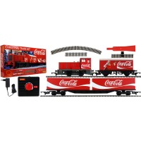 Hornby R1233P Coca Cola Christmas Train set H0-00