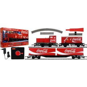 Hornby R1233P Coca Cola Christmas Train set H0-00