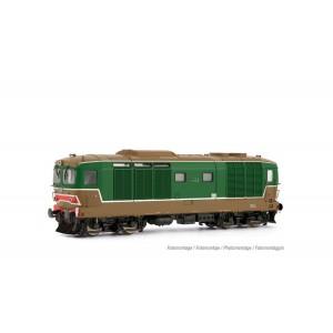 Lima Expert HL2650 Locomotiva FS D445 livrea classica