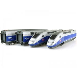 "Jouef Elettrotreno ""TGV Euroduplex"" 7 pezzi"