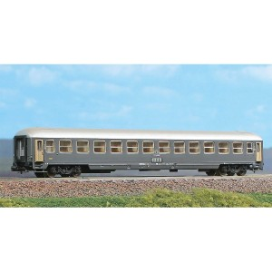 Acme 16111 Carrozza Fs UIC X carenata di 2°classe (N-1:160)