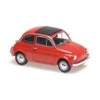 Fiat 500 L colore rosso