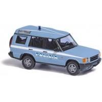 """Busch 51914 Land Rover Discovery """"Polizia"""" 1:87"""