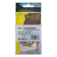 Faller 180677 Micro lampada colore bianco 12-16 V AC/DC