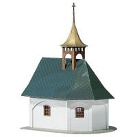 Faller 131360 Chiesa di montagna kit 1:87