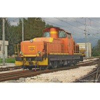 Piko 55908 Fs Locomotiva 145.2016 DCC sound + gancio digitale