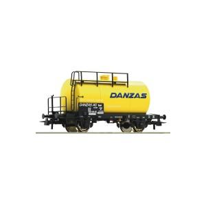 Roco 76780 Carro Danzas AG cisterna a 2 assi