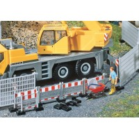 Faller 180435 Barriere per cantiere stradale